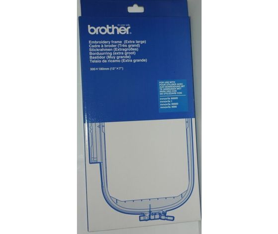 ACCESSORI PER CUCITO -BROTHER TELAIO EXTRA LARGE 300 X 180- XC8482152