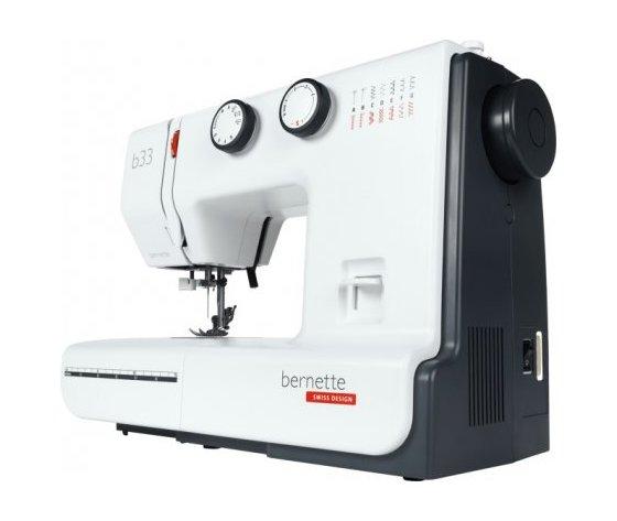 macchina per cucire bernette 33