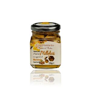 Miele Millefiori con mandorla d'Avola DOP 125 gr