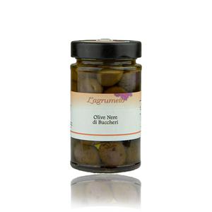 Olive nere di Buccheri 280 gr