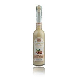Liquore alla crema di mandorla 50 cl (17% Vol)
