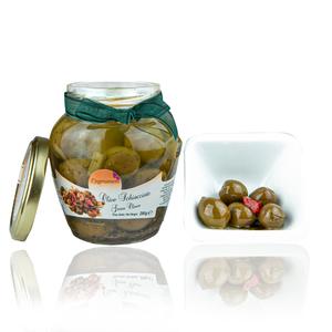 Olive schiacciate 290 gr