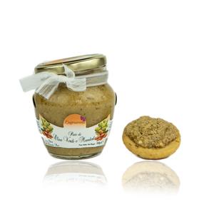 Paté di olive verdi e mandorle 190 gr