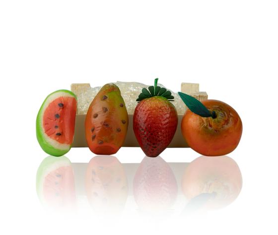 Martorana sciolta frutta m2