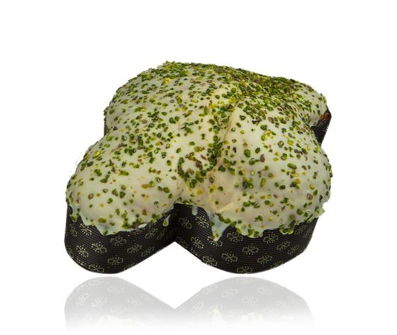 Colomba pistacchio singola
