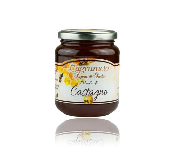 Castagno 500 g miele agrumeto 49