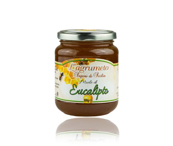 Eucalipto 500 g miele agrumeto 51
