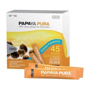 Papaya Pura Stick Pack 45 Bustine
