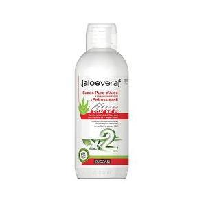 Zuccari Aloevera Succo + Antiossidanti Integratore 1Litro