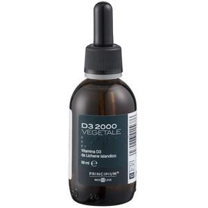 Principium D3 2000 Vegetale 50ml