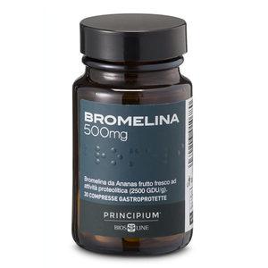 Principium Bromelina 500 mg 30 Compresse