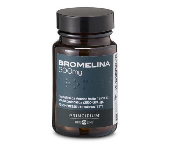 Bromelina 500mg principium 600x600