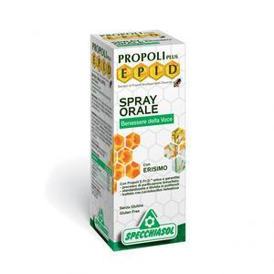 Propoli plus Epid Spray Orale Erisimo 15ml