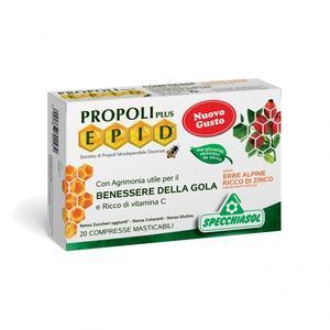 Propoli Plus Epid Zinco 20 Compresse Masticabili