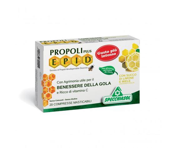 Epid compresse limone miele