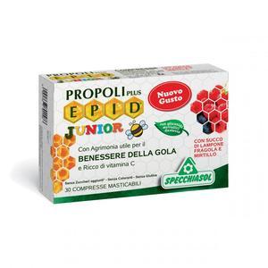Propoli Plus Epid Junior 30 Compresse