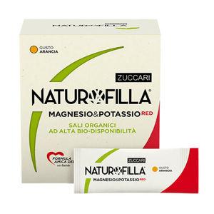 Naturofilla Magnesio & Potassio Red Arancia 14 Stick Pack