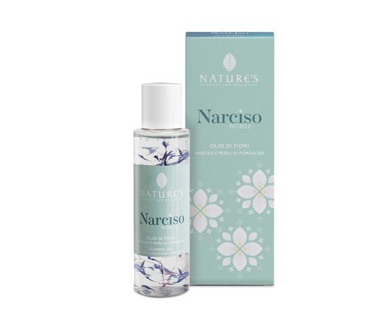 Narciso nobile olio corpo capelli