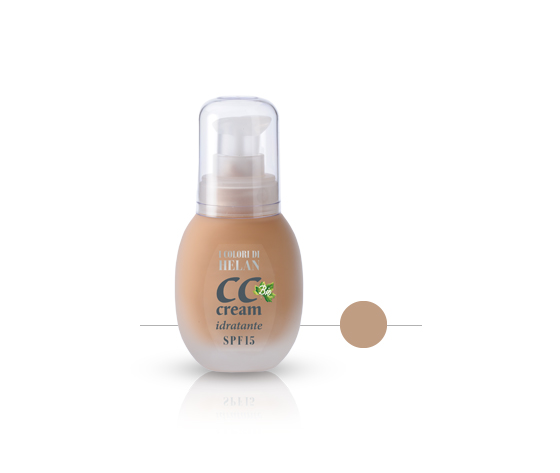 Helan bio cc cream idratante soja