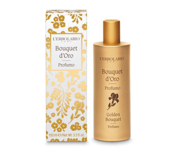 L'erbolario bouquet d'oro profumo 100ml