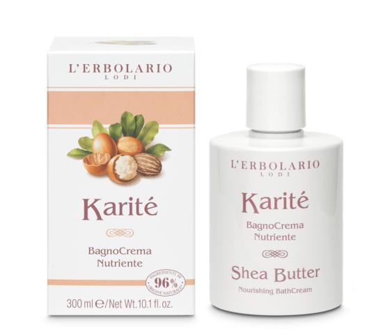 L'erbolario karit%c3%a8 bagnocrema nutriente 300ml