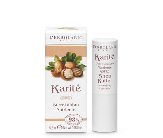 L'erbolario karit%c3%a8 burrolabbra nutriente 5 5ml