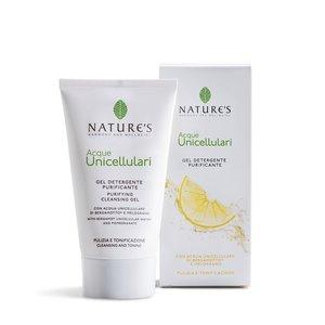 Nature's Acque Unicellulari Gel Detergente Purificante 150ml