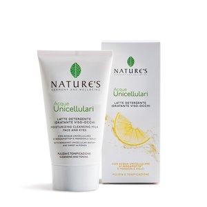 Nature's Acque Unicellulari Latte Detergente Idratante Viso-Occhi 150ml