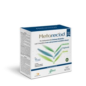 Aboca Metarecod granulato 40 bustine