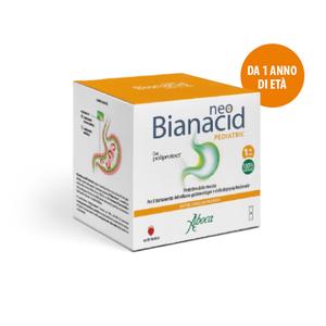 Neobianacid Pediatric 36 Bustine Granulari