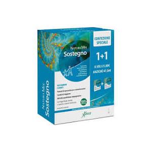 Aboca Natura Mix Advanced Sostegno 10+10 flaconcini