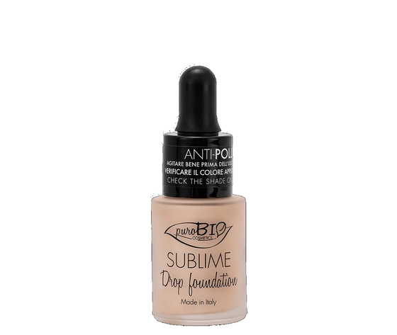 Sublime drop foundation 00n