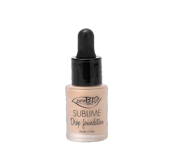 Sublime drop foundation 01n