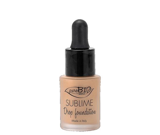 Sublime drop foundation 03n