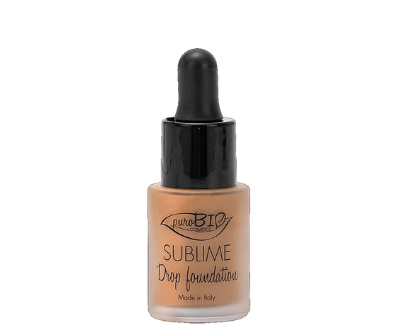 Sublime drop foundation 06n