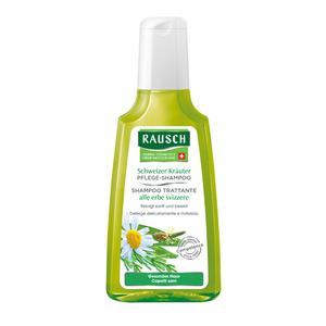 Rausch Shampoo Trattante Alle Erbe Svizzere 200ml