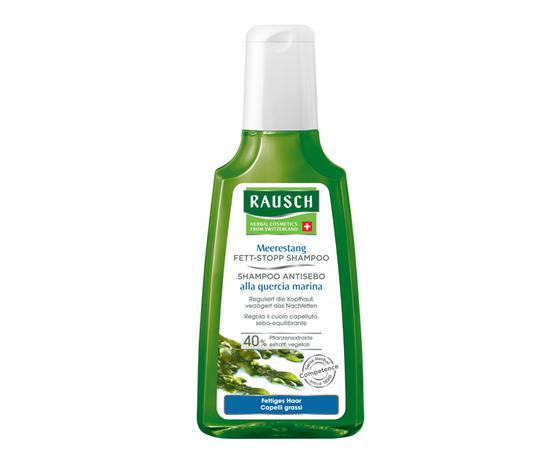 Rausch shampoo antisebo alla quercia marina 200ml