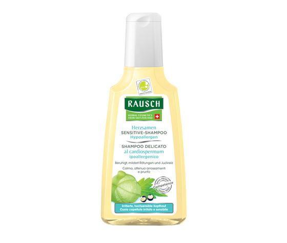 Rausch shampoo delicato al cardiospermum ipoallergenico 200ml
