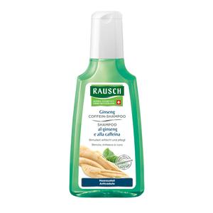 Rausch Shampoo Al Ginseng e Alla Caffeina Anticaduta 200ml
