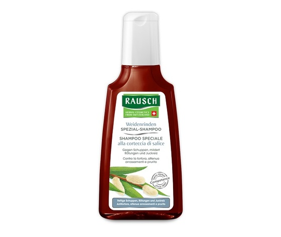 Rausch shampoo speciale alla corteccia di salice 200ml