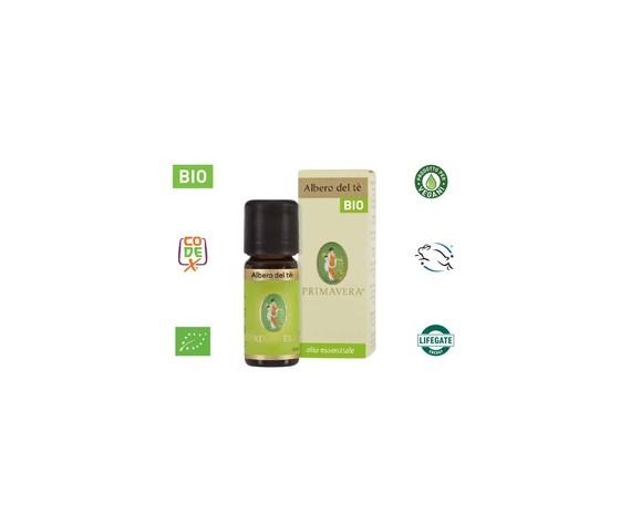 Albero del te bio 10 ml olio essenziale itcdx