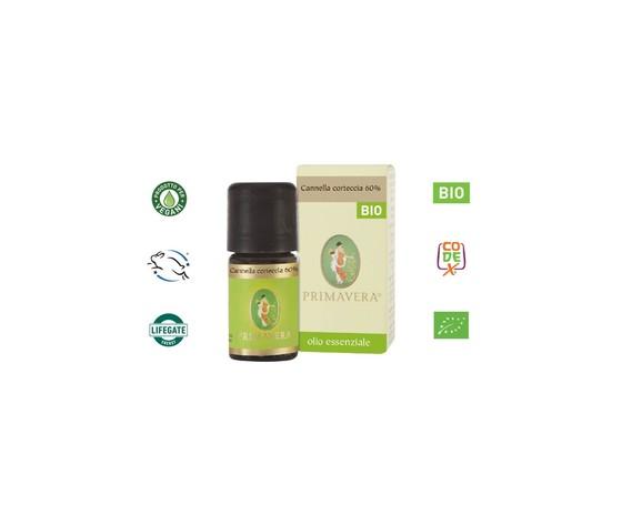 Cannella corteccia 60 bio 5 ml olio essenziale itcdx