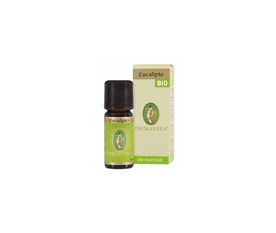 Eucalipto bio 10 ml olio essenziale itcdx