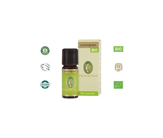 Lemongrass 10 ml bio codex