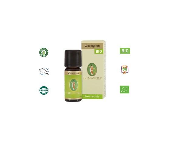 Wintergreen bio 10 ml olio essenziale itcdx