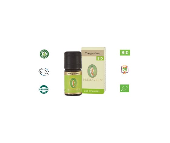 Ylang ylang completo bio 5 ml olio essenziale itcdx