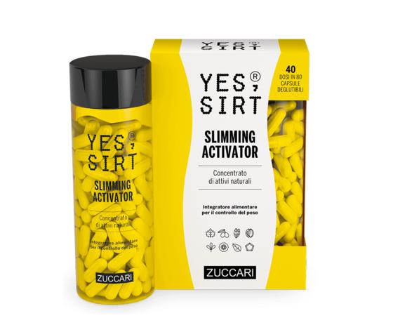 Sirt slimming activator capsule zuccari
