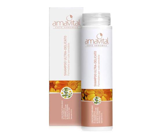 Amavital shampoo ultra delicato 200ml
