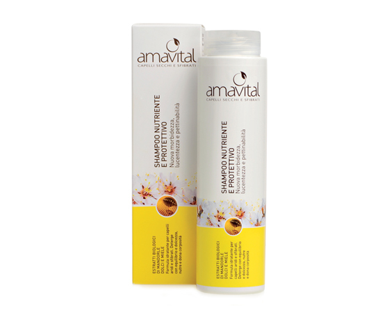 Amavital shampoo nutriente e protettivo