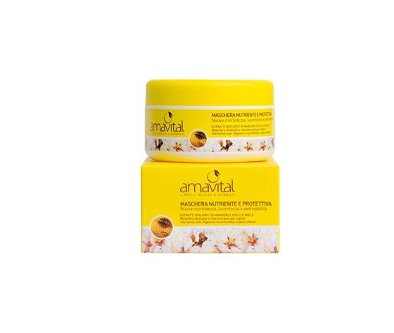 Amavital maschera nutriente e protettiva 300ml